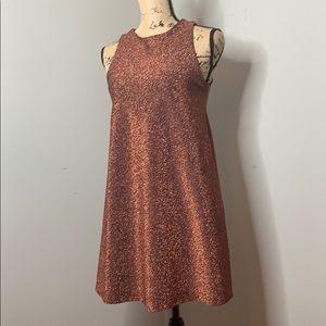 ⭐️HOLIDAYS⭐️ River Island metallic dress, size 6